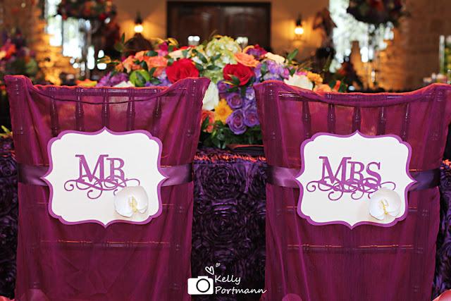 San Antonio Wedding Photographer, Sweetheart Table