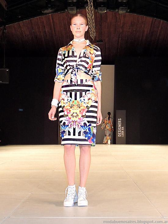Moda primavera verano 2015 de la mano del diseñador Laurencio Adot. Colección Dot by Laurencio Adot primavera verano 2015.