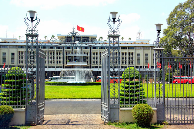 Independence Palace or Reunification Palace