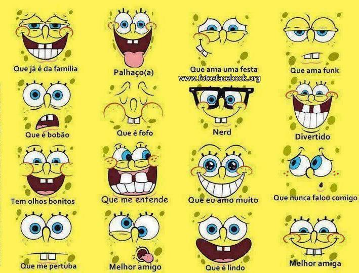 Spongebob Tag Your Friends