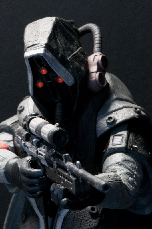 Killzone: Helghast Sniper Action Figure title=