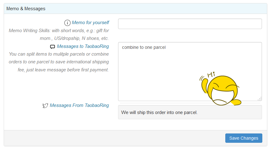 How To Order From Taobao