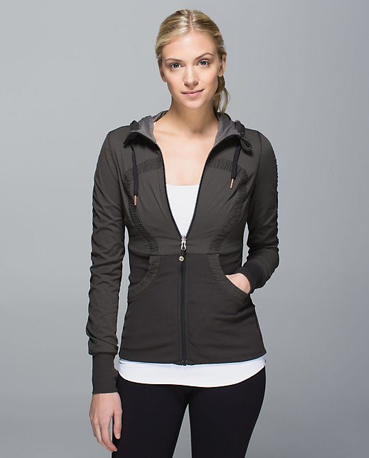 lululemon dark wren studio jacket