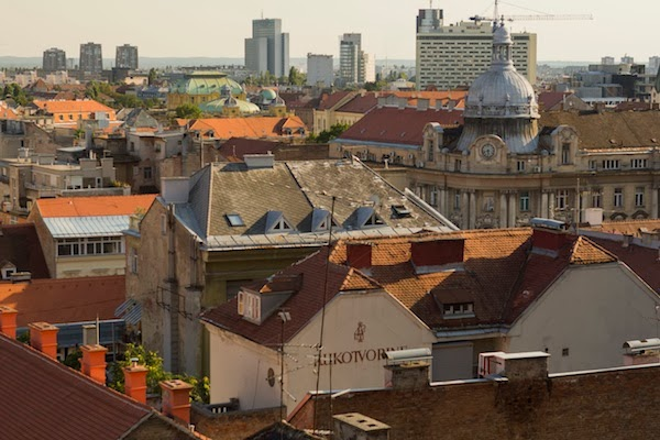 Zagreb at a Glance - Style Jaunt, A Fashionable Travel Blog (Photo by Stjepan Alaupovic)