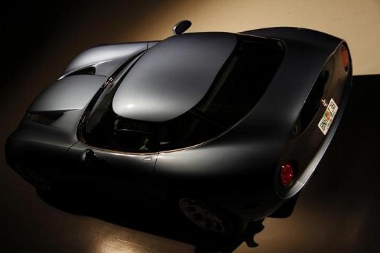 Final Alfa Romeo Zagato Stradale TZ3