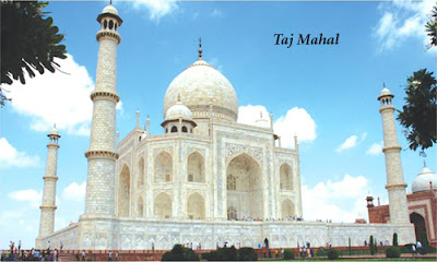 India Travel - Taj Mahal is a symbol of love