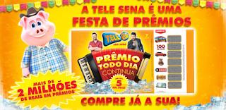 Números sorteados tele sena de São João 2015