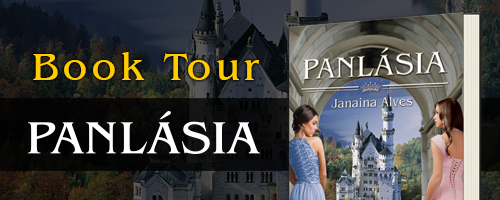 Book Tour - Panlásia