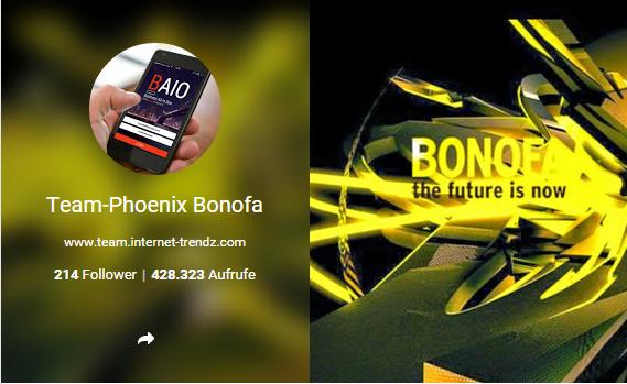 Team-Phoenix BONOFA auf Google+