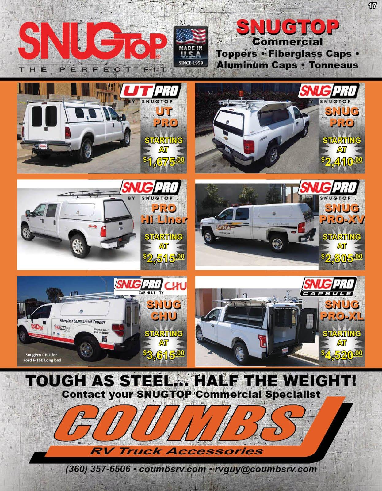 Coumbs RV &Truck Accessories