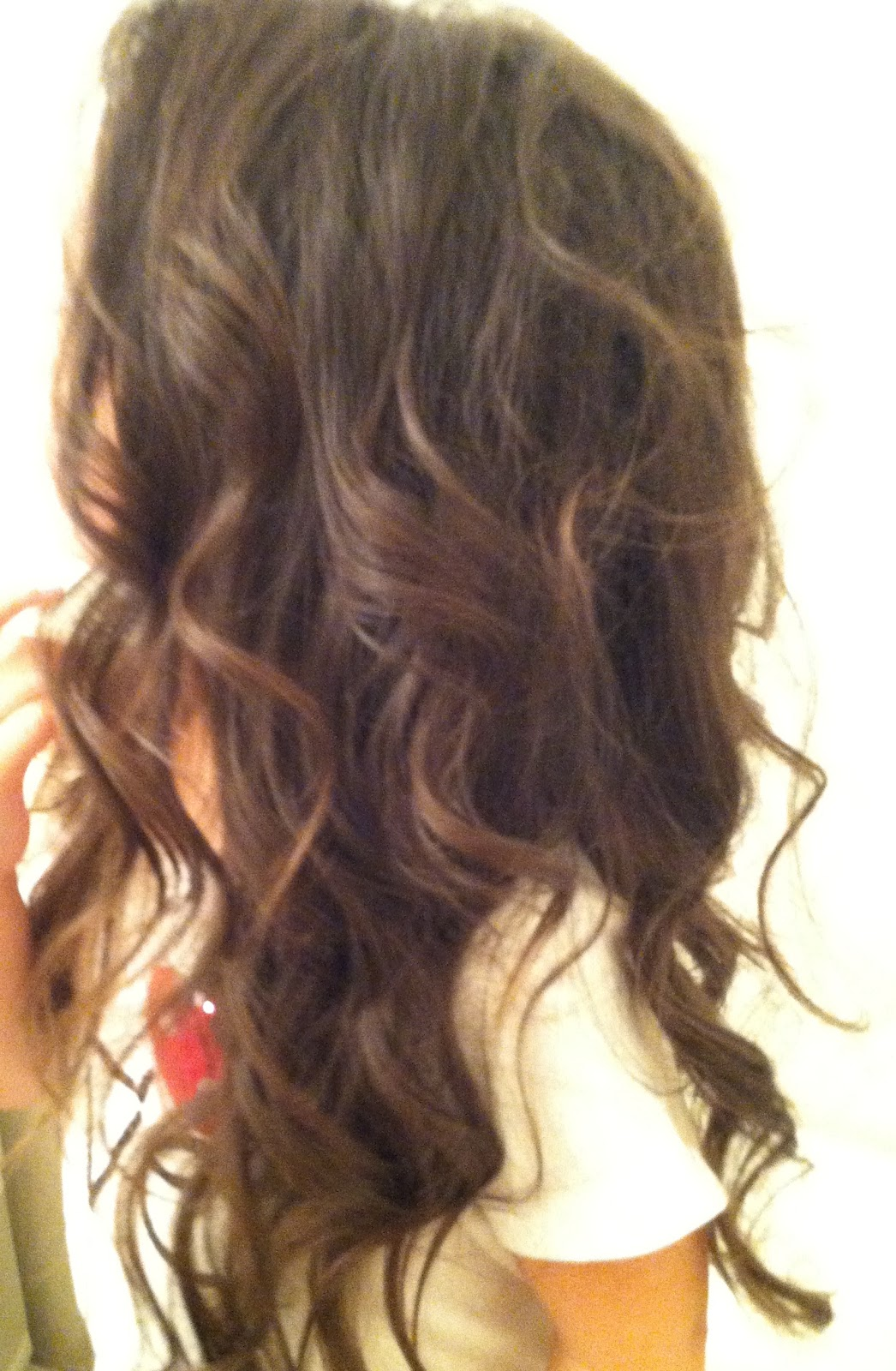 Brittney S Beauty Natural Looking Curl Hairstyle