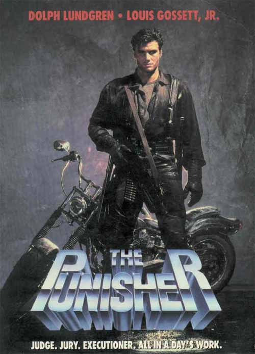 The Punisher 1989
