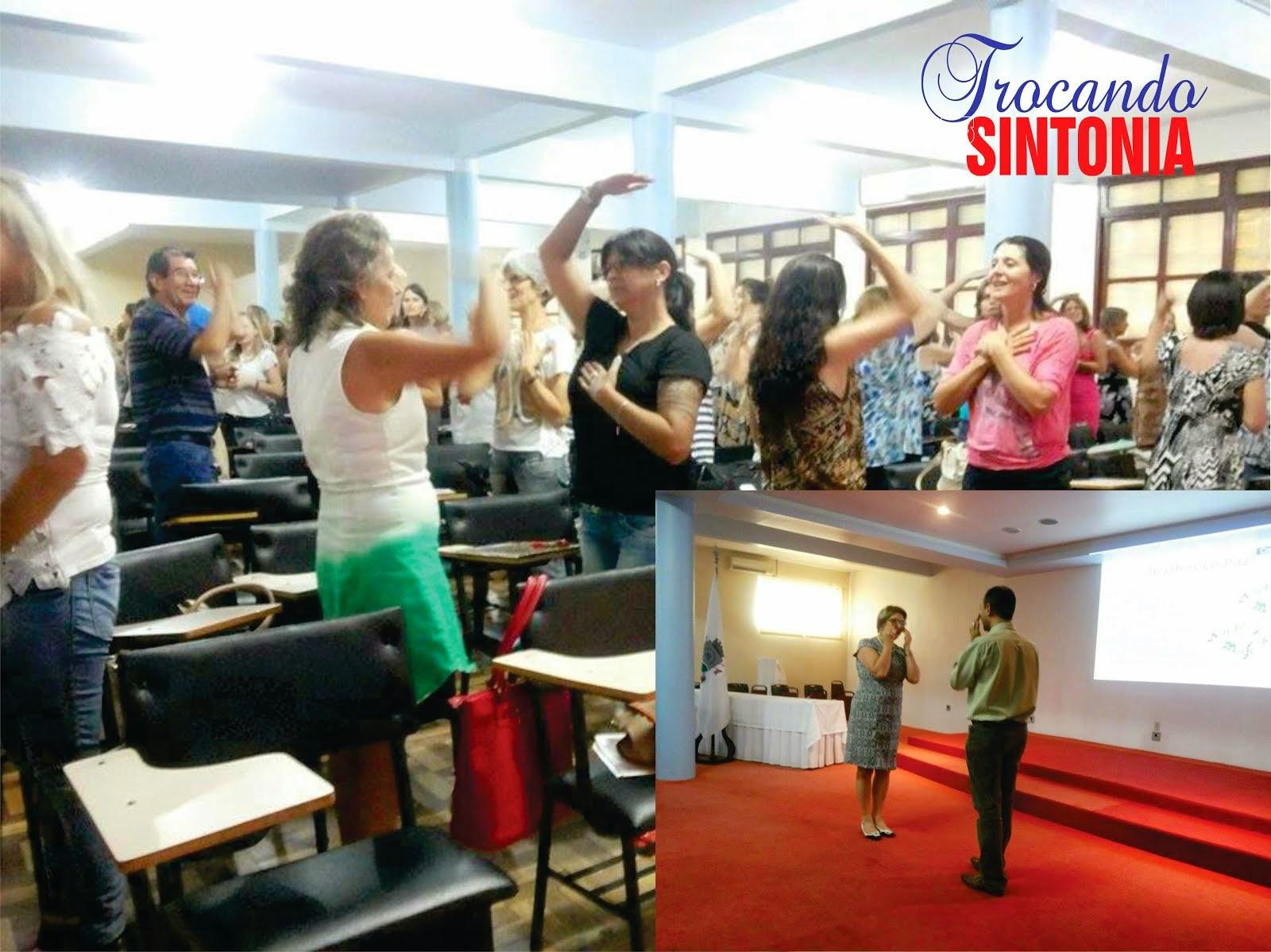 Abertura Reunião dos Diretores de Escolas Estaduais/RS - Instituto São José - 8ª CRE