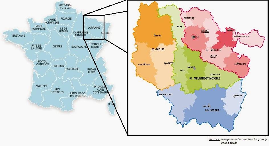 TNLA 2015 - la prim' team : Notre territoire