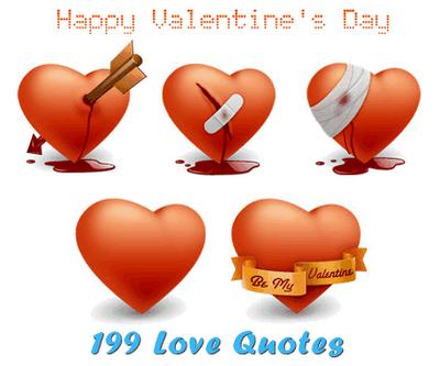 199 Love Quotes