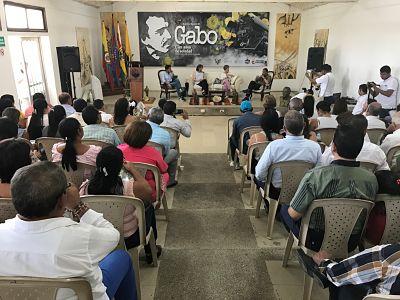 MinCultura celebró en Aracataca los 50 años de la publicación de Cien Años de Soledad