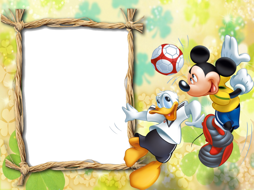 disney mickey mouse frame