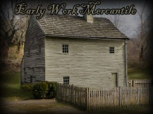 Visit Early Work Mercantile for wonderful handmade wares.