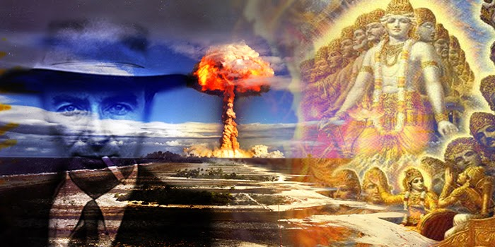 The Bhagavad Gita, Oppenheimer and Nuclear Weapons