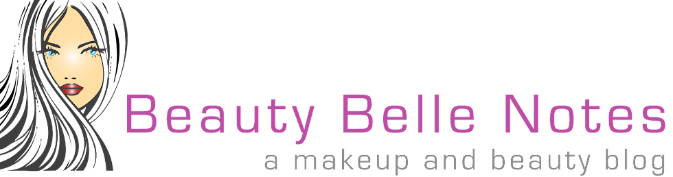 Beauty Belle Notes - Romanian beauty blog focusing on makeup, skincare and haircare reviews