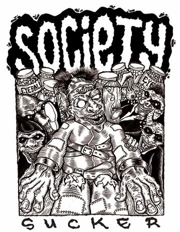 Society Sucker
