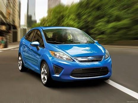 Ford Fiesta que são baratos para segurar