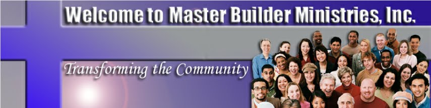 MASTER BUILDER MINISTRIES