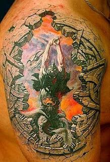 Tatuagens em 3D