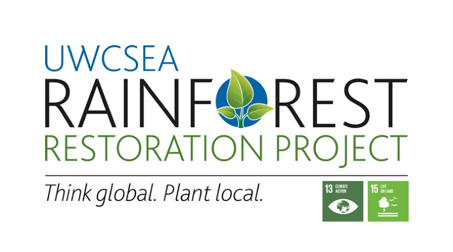 UWCSEA Rainforest Restoration Project