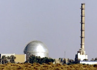 Bukti Reaktor Nuklir Israel Berbahaya