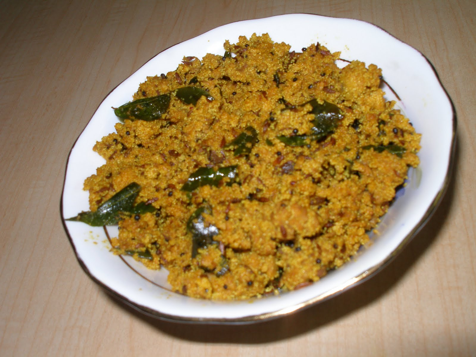 Meen mutta varuthadhu fish roe stir fry kitchen tantra for How to fry fish with egg and flour