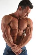 Handsome Bodybuilder, Jaco Venter (ZAF)