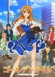 Golden Time 19