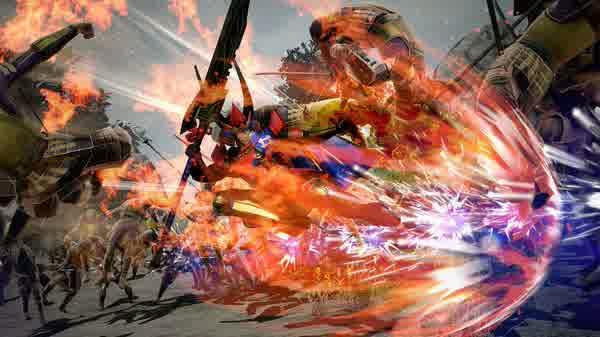Download PC Game Samurai Warriors 4 II - Gamegokil.com