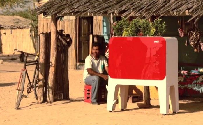 Bio Cooler in sun-baked Aipir