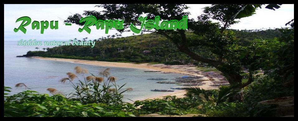 Alyza Monica Aguilar|Rapu - Rapu Island