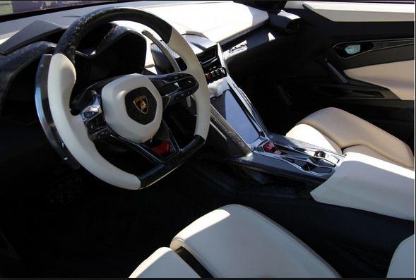 2017 Lamborghini Urus Interior Inside Engine And Price