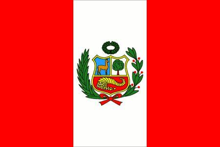 La Parihuana  Ave    BANDERA    Del Per