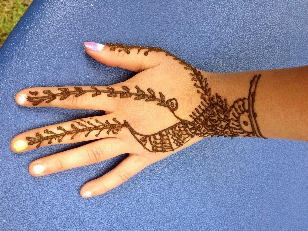 Mens Mehndi Tattoo : Henna designs tattoo hair dye for hands art
