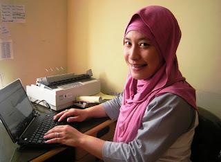 Dukungan Online untuk Distro Jilbab Meidiani