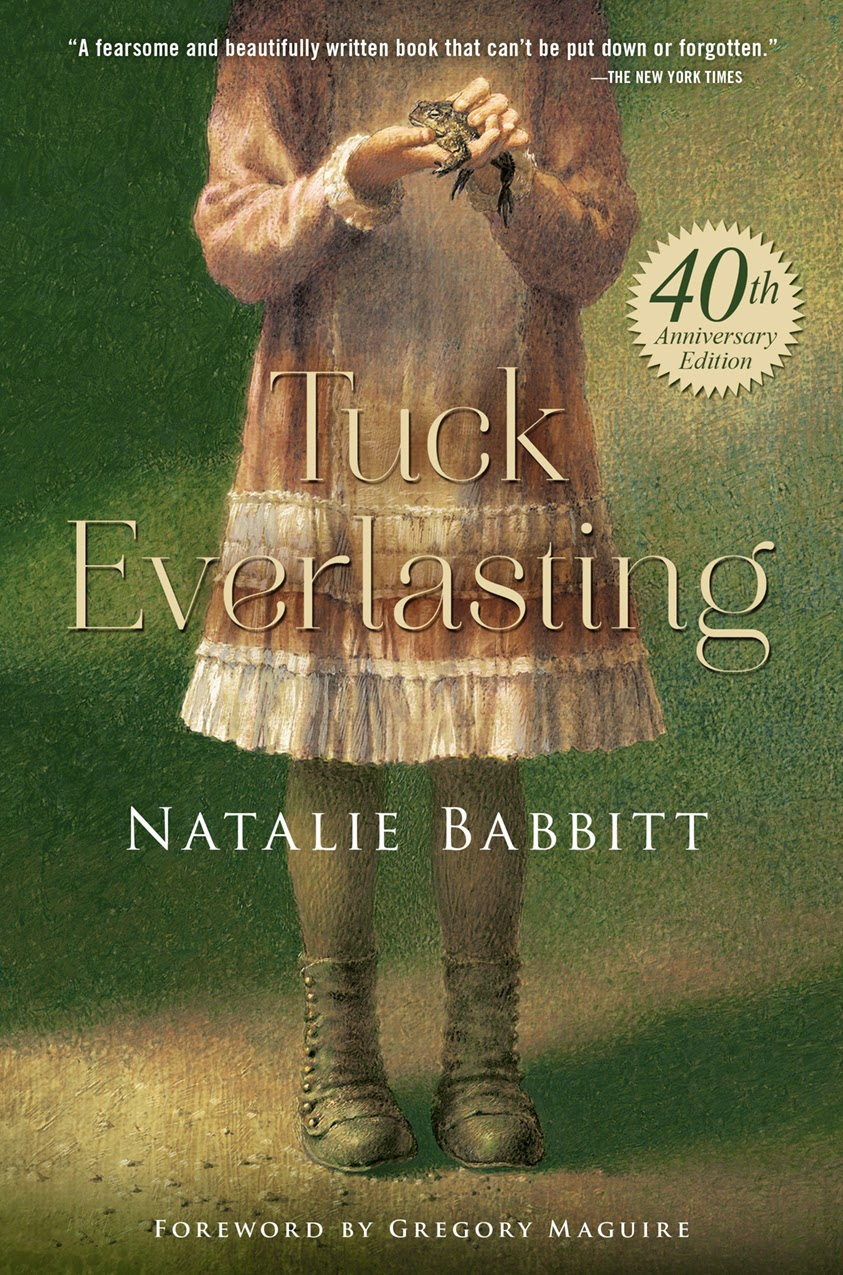 tuck everlasting excerpt Limit search results tuck para siempre = tuck everlasting excerpt: for fans of the girl who drank the moon, the secret garden, and tuck everlasting.