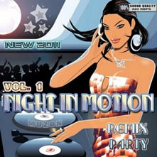 cd - CD - Night in Motion Remix Party Volume.1 2011