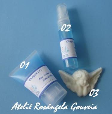 Kit infantil - sachês perfumados