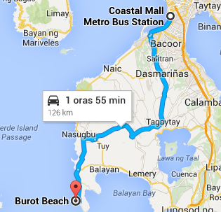Burot Beach Getaway