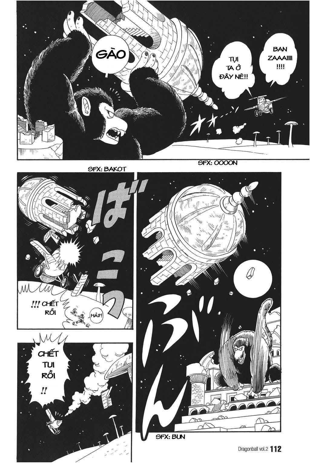 TruyenHay.Com - Ảnh 14 - Dragon Ball Bản Gốc Tiếng Anh Chapter 22