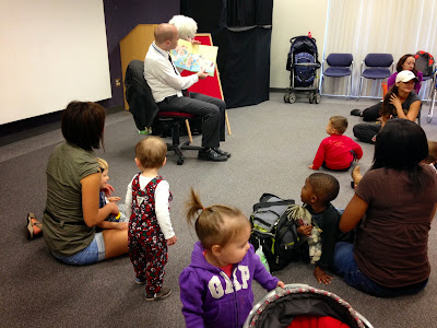 Spring Lake Library Story Time