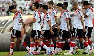 River Plate, River, Olimpo, Goleada, Simeone