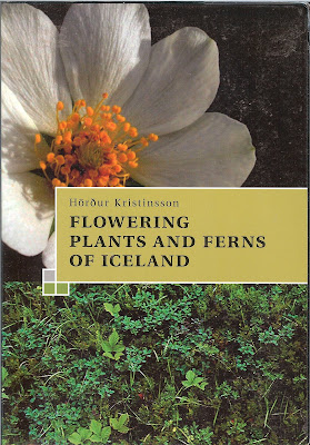 Flowering Plants and Ferns of Iceland by Hörður Kristinsson - front