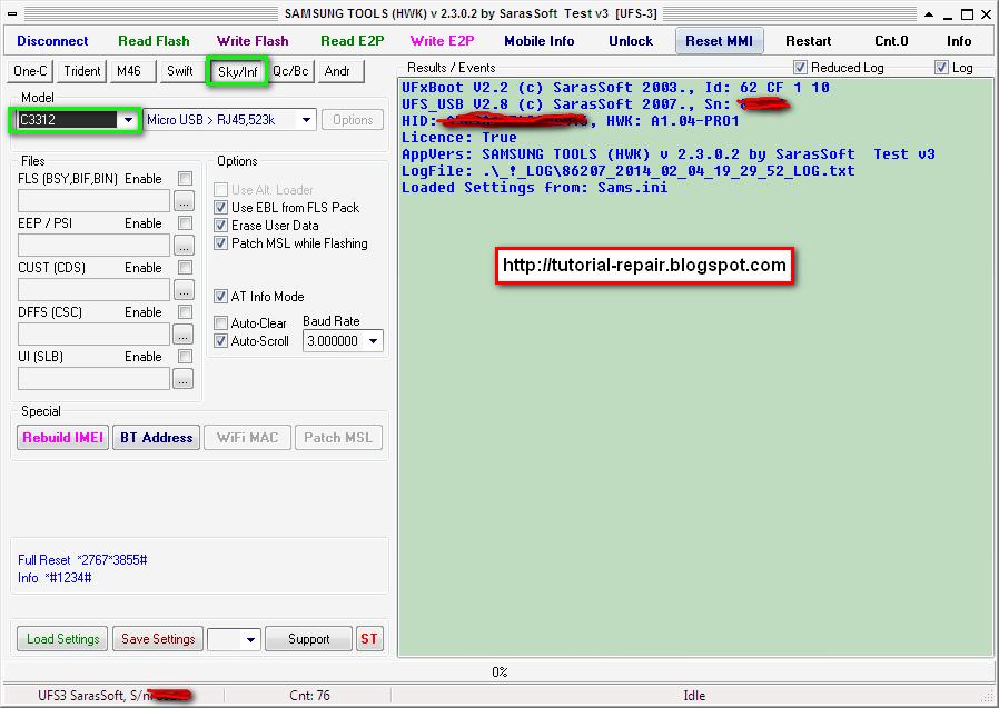 samsung gt c3303 modem driver free download