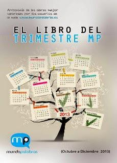 El libro del trimestre de Mundo Palabras. (Octubre- Diciembre 2013).